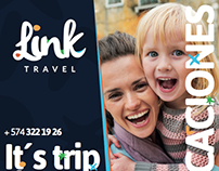 Branding: Link travel