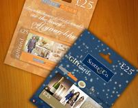 Scotts Gift Card Sample