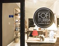 Fofi Iturria | Diseño, fotografía & Community Manager