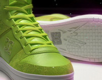 DC - Sneaker - Animation