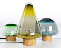 Skog Lamps
