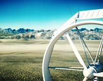 Turbine Animation - Environment setup