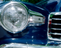 Cars in the Park - a pinhole portfolio