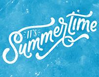 It's Summertime!
