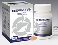 BETAVIROPAN packaging materials
