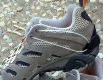 Patented Lacing System for Footwear