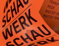 Poster for Werkschau Pforzheim 2012