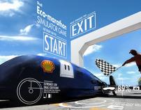 Shell Eco-marathon simulator