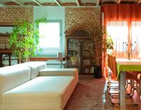 Reforma de vivienda loft 100m2 Avenida de América.