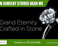 Custom Jewelry Stores near me