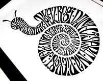 Calligrams - Zwierszyki