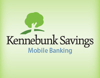 Mobile Design : Kennebunk Savings Bank
