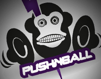 Push'n'Ball logo project