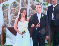 Helene & Peter get married