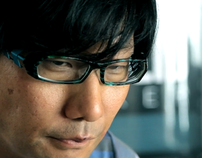 [Interview] Atomix People: Hideo Kojima