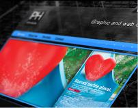 Petr Holusa - Graphic & Web designer - Portfolio