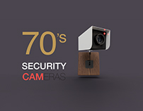 70's Security Cameras