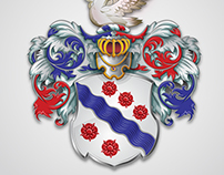Family-Crest Vector Commission