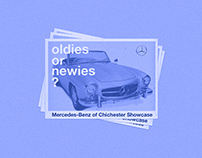 Ridgeway Mercedes-Benz Direct Mail Campaign