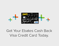 Ebates Credit Card Collateral
