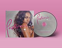 Paulini CD Cover and Disc Design