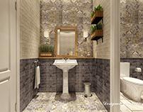 Provance,bathroom design