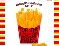For the love of fries