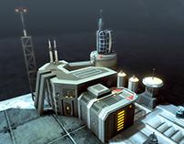 Sci Fi Game Art