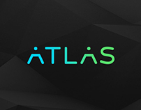 Atlas – promo landing page
