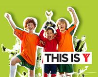 Central Florida YMCA campaign concepts