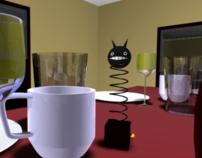 3D Studio Max Practice