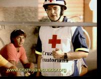 """Intrusos"" Cruz Roja  / ""Intruders"" Red Cross"
