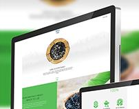 Eco Grill - Bio Wood Grill Website