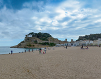Tossa de Mar - Video