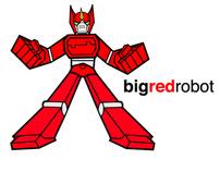 Big Red Robot Identity Design