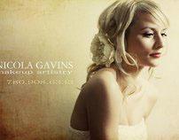 Nicola Gavins Makeup Artistry Bridal
