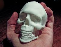 First 3D Print