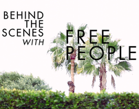 Behind the Scenes with Free People