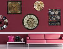 Wall/ Tabletop Clocks