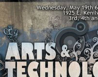 Art + Tech Night UW Milwaukee