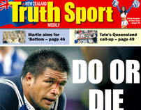 NZ Truth - Sports Pages