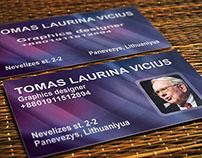Theme Business card