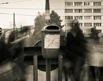 Rushing Shadows - Photography
