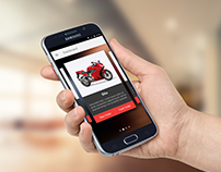 Honda Concept App on Dealer Order Management