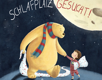 Schlafplatz gesucht! -Picture Book for Bohem press