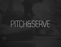 PITCH&SERVE