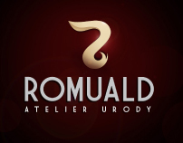 ROMUALD Atelier Urody - Re-design of logo