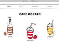 Cape Dorato Website
