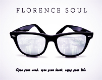 Florence Soul // CD Packaging