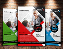 Company Flyer Ad Templates